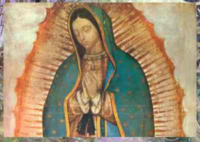 Dec. 12th: Feast of Our Lady of Guadalupe and National Day of Prayer in Solidarity with Indigenous Peoples