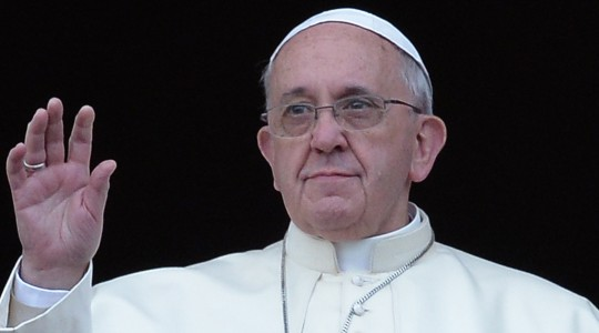 Pope Francis releases message for Lent entitled
