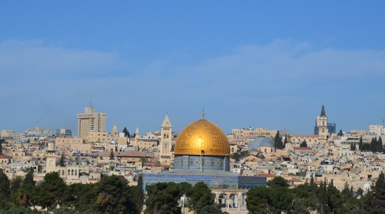 CWL/CNEWA Holy Land pilgrimage reveals challenges