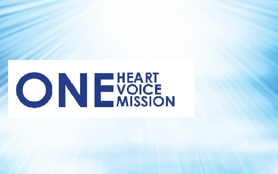 New theme: One Heart, One Voice, One Mission - The Catholic